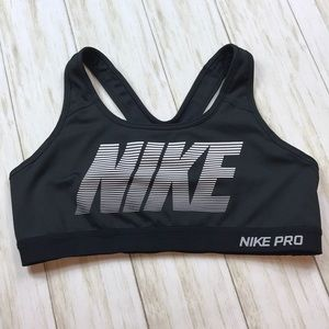 Nike Pro Dri-Fit Sports Bra L